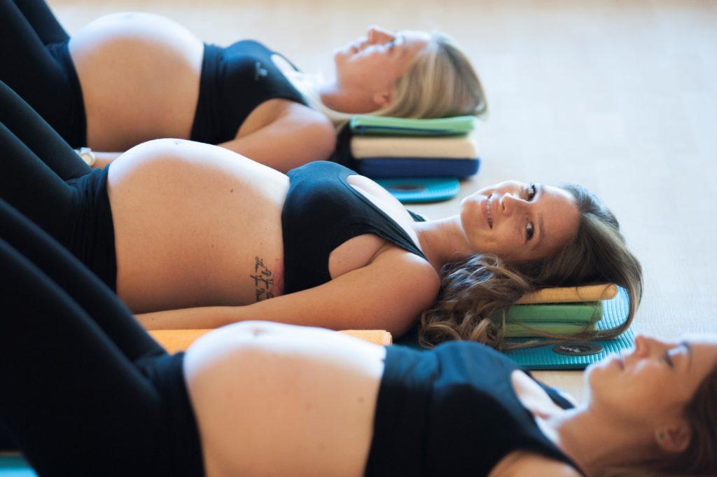 riduzione del dolore delle contrazioni nel parto