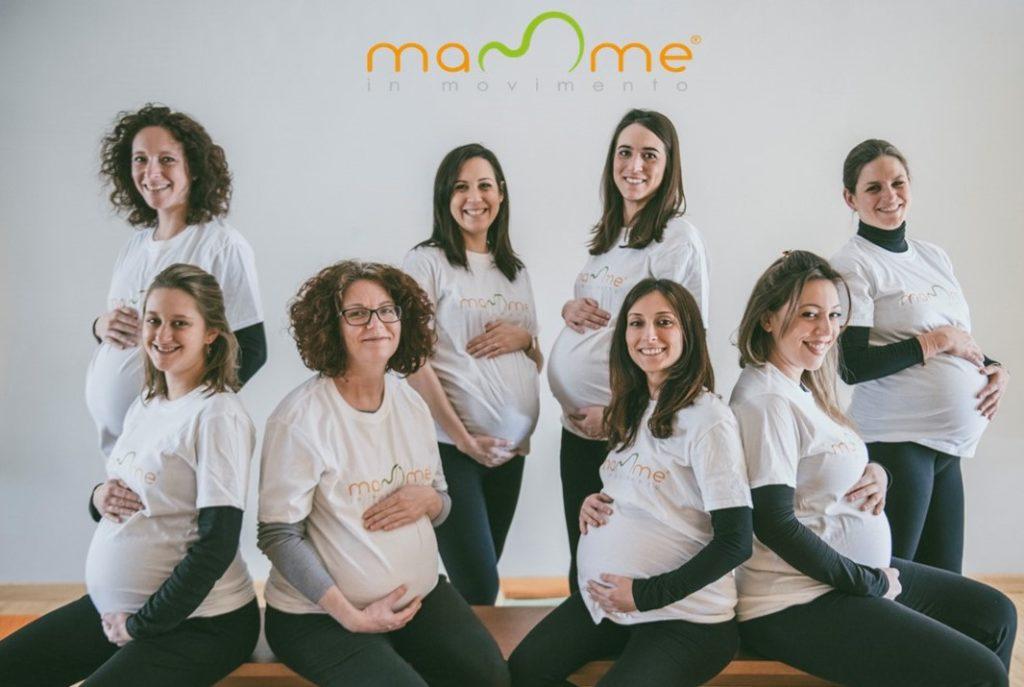 eliminare i dolori di schiena in gravidanza