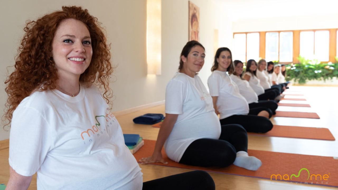 corso preparto per donne in gravidanza