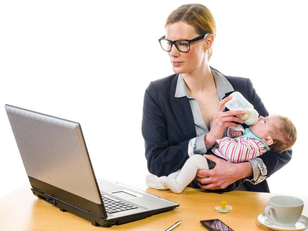 usare l'istinto nel parto